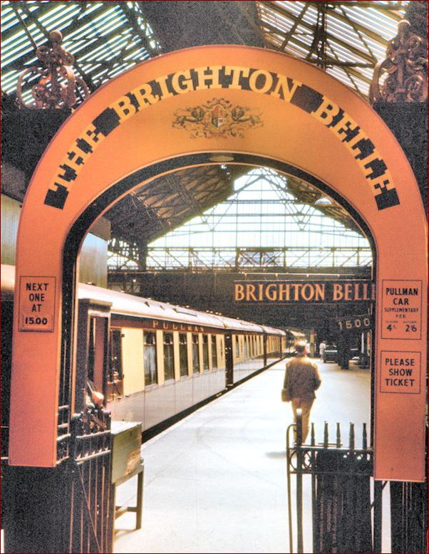 Brighton Belle Donations